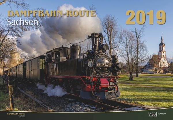 Kalender Dampfbahn-Route