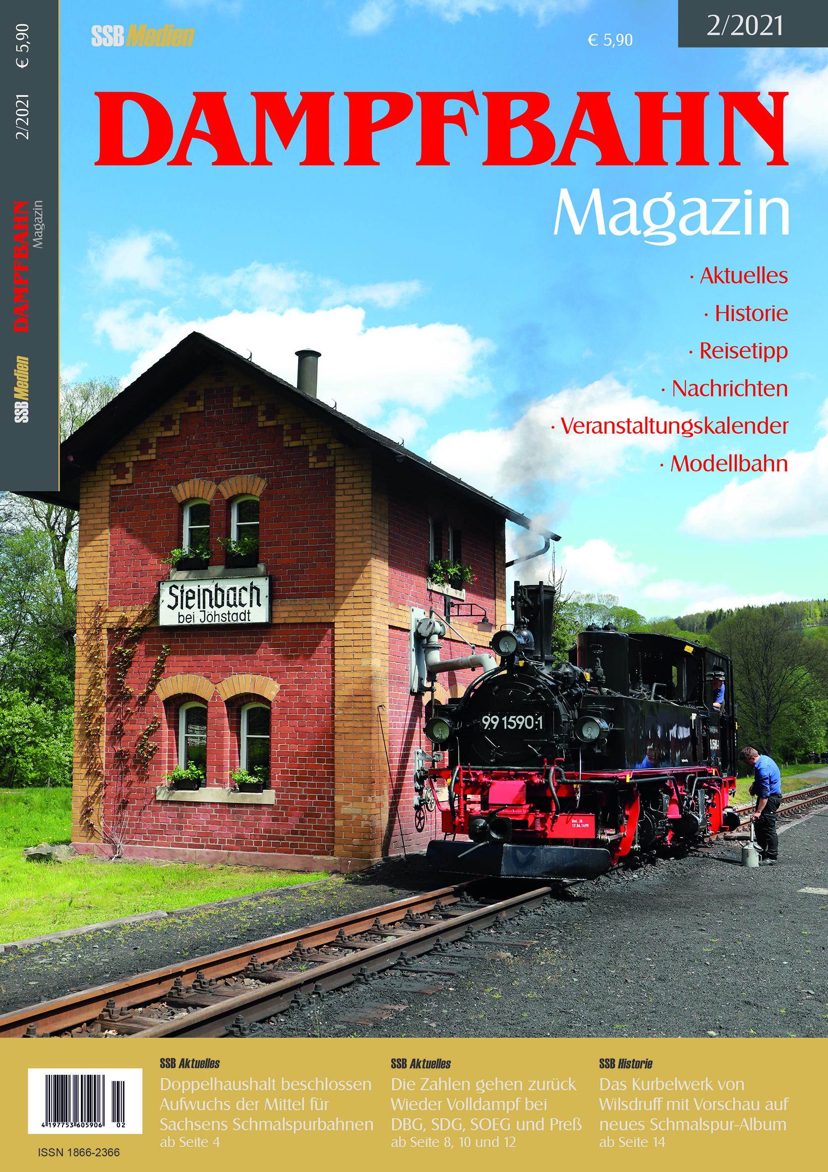 Dampfbahn-Magazin