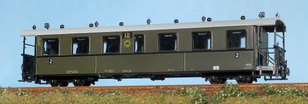 Reichsbahnzug: Salonwagen K31