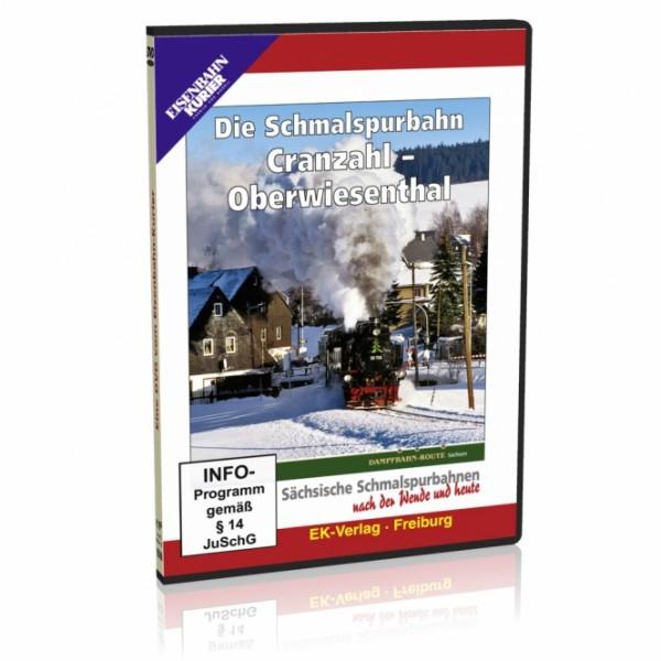 DVD - Die Schmalspurbahn Cranzahl - Oberwiesenthal