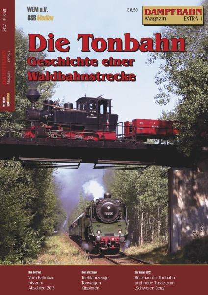 Dampfbahn-Magazin Extra 1