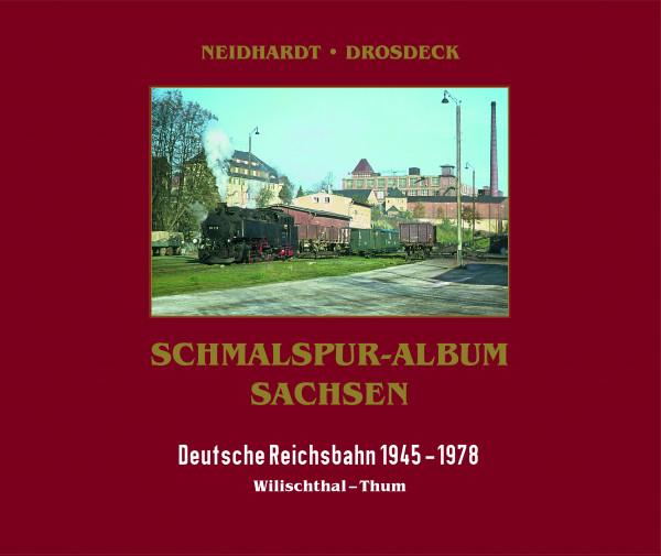 Thumer Schmalspurnetz Teil 1 Wilischthal - Thum