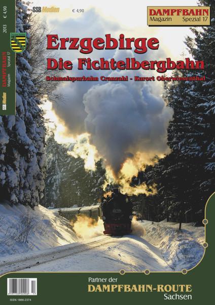 Spezial 17: Die Fichtelbergbahn