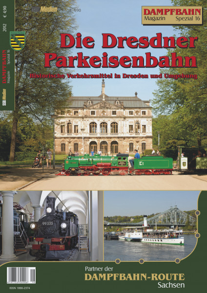 Spezial 16: Dresdener Parkeisenbahn