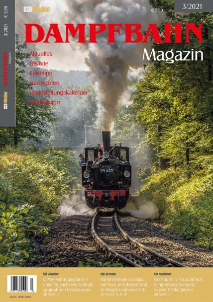 Dampfbahn-Magazin 3/2021