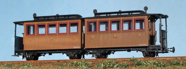 IK-Zug: Doppelwagen 8K+25K