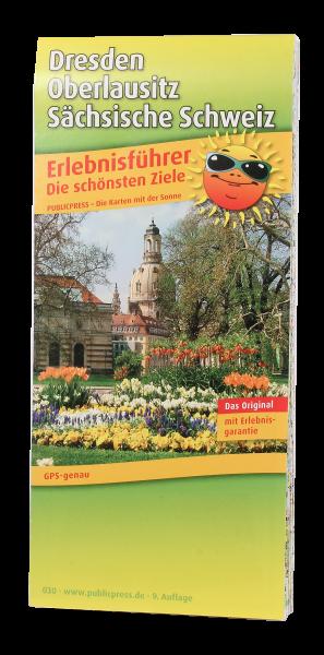 Erlebnisführer Dresden, Oberlausitz