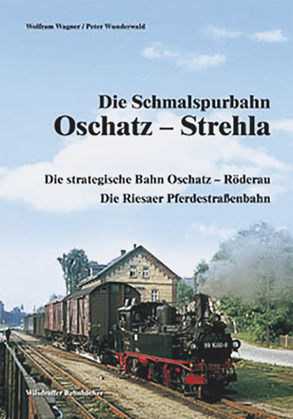 Bahnlinie Oschatz-Strehla