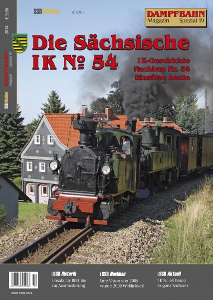 Spezial 19: Die Sächsische I K No 54