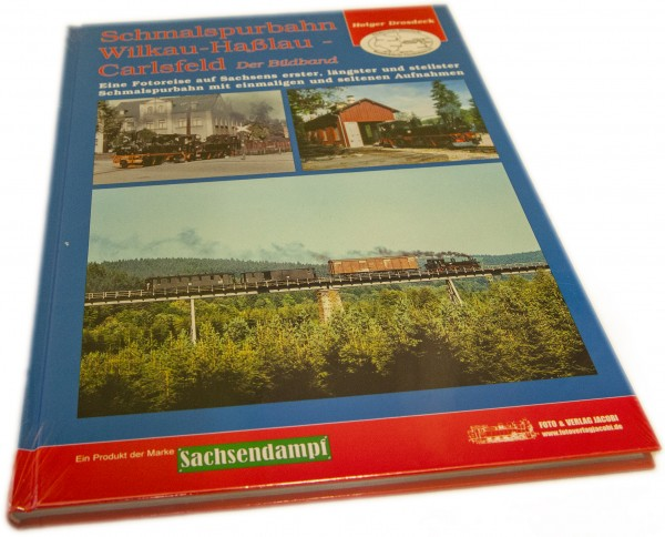 Wilkau-Haßlau - Carlsfeld Bildband