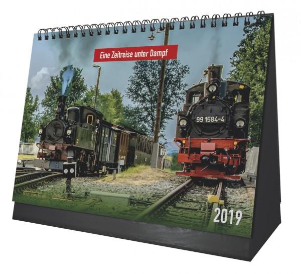 A5 Tischkalender 2019
