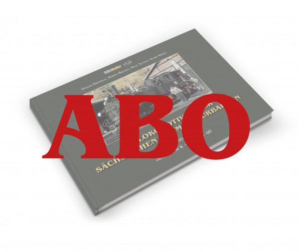 Abonnement Lokomotiv-Bände