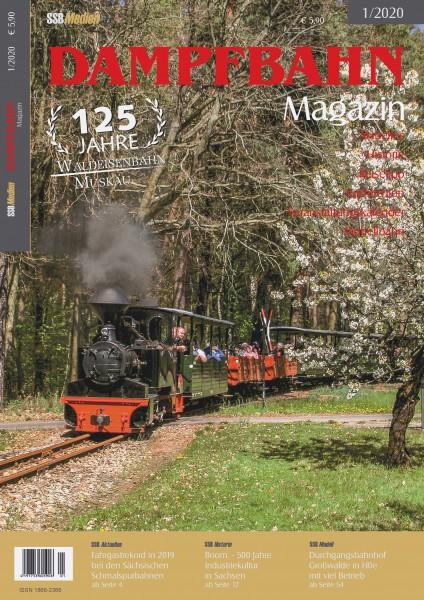 Dampfbahn-Magazin 1/20