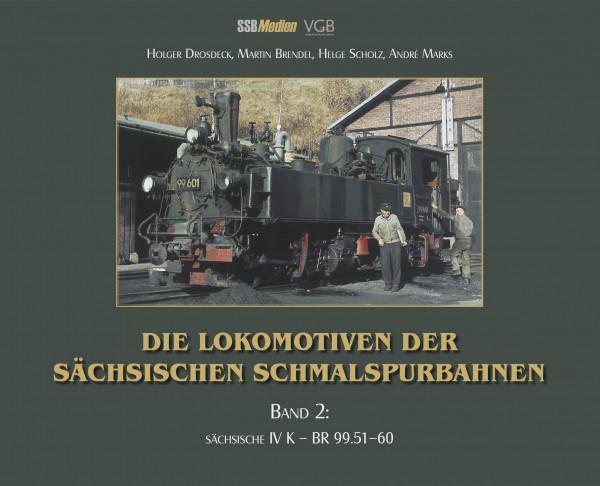 Band 2: Sächsische IV K