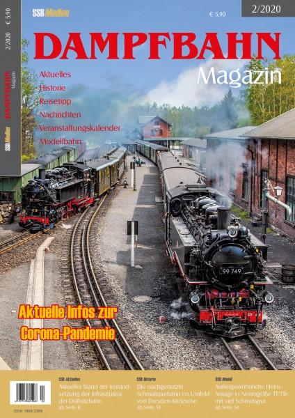 Dampfbahn-Magazin 2/20