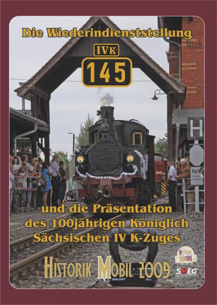 DVD Wiederinbetriebnahme IV K Nr. 145