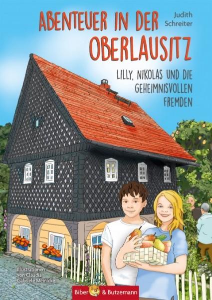 """Kinderbuch """"Abenteuer in der Oberlausitz"""""""