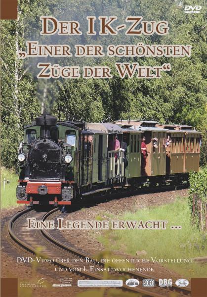 DVD Der I K-Zug - Eine Legende erwacht