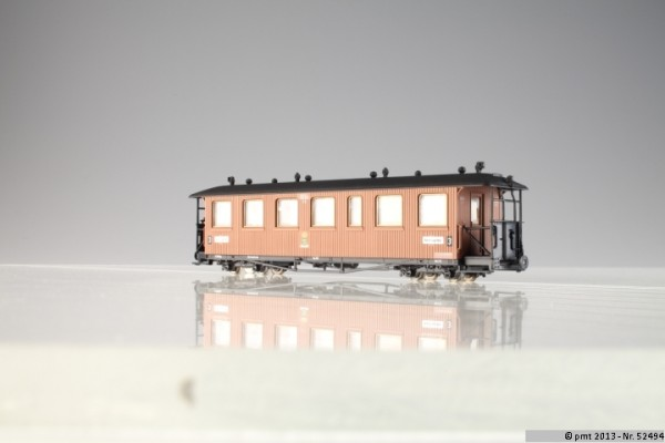 Sachsenzug: Reisezugwagen 651K