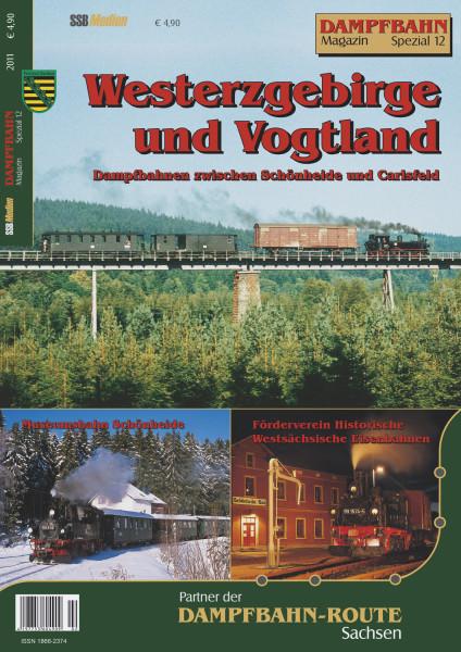 Spezial 12: Westerzgebirge und Vogtland