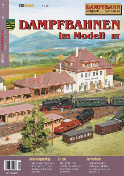 Spezial 14: Dampfbahnen im Modell III