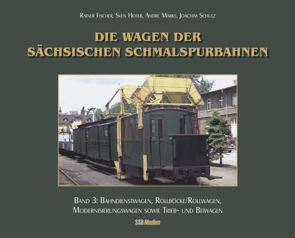 Band 3: Spezialwagen