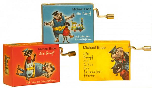 """Spieluhr """"Jim Knopf"""""""