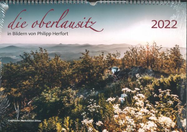 Wandkalender Oberlausitz