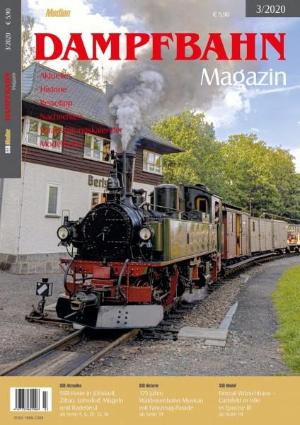 Dampfbahn-Magazin 3/2020