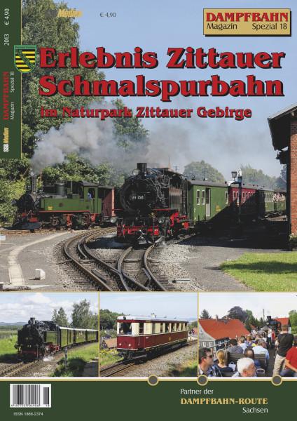 Spezial 18: Erlebnis Zittauer Schmalspurbahn