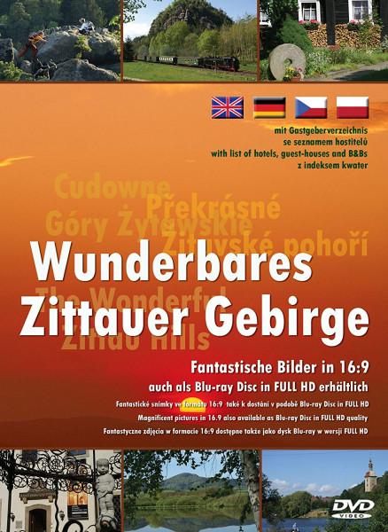 DVD Wunderbares Zittauer Gebirge