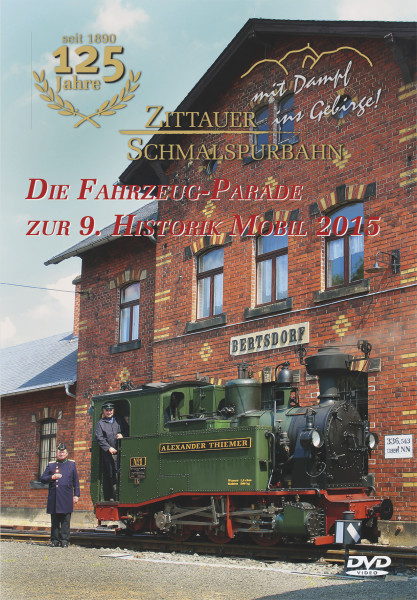 DVD 125 Jahre Zittauer Schmalspurbahn